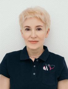 САВИНА Светлана Иннокентьевна